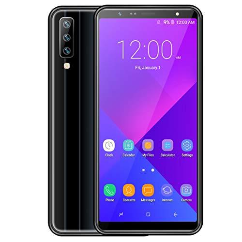 NEU 6.0 Zoll Dual HD Kamera Android 8.0 1G + 16G GPS 3G Anruf Handy Selfie Kamera Touch-Display Frontkamera