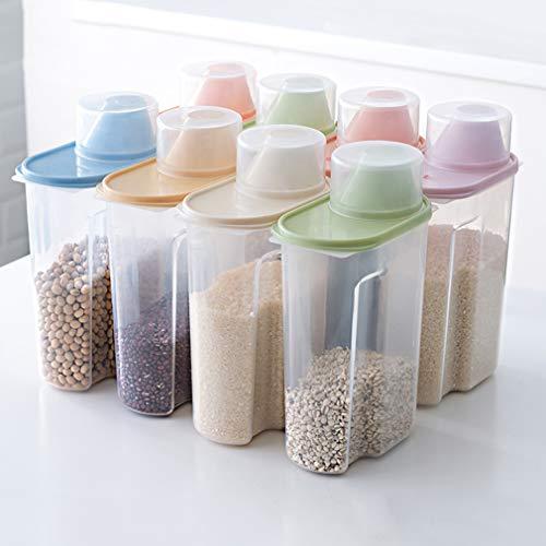 Contenedor de almacenamiento de arroz