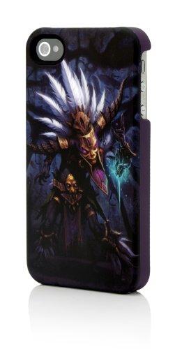 Performance Designed Products Leistung entworfen Produkte ip-1498Blizzard Diablo Witch Doctor Clip Case für iPhone 4-Face Teller-Retail Verpackung-Mehrfarbig