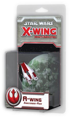 Fantasy Flight 71253 - Star Wars, X Wing A-Wing Erweiterungspack