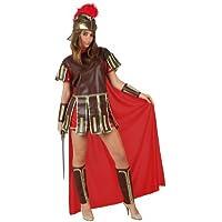 Atosa - Disfraz gladiadora romana, M-L (96781)
