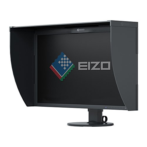 "Eizo ColorEdge CG318-4K Monitor Profesional 31.1"" 4K Ultra HD IPS (Resolución 4096 x 2160, Angulo visión 178°,350 CD, 9 ms, LED, HDMI, DisplayPort), Negro"