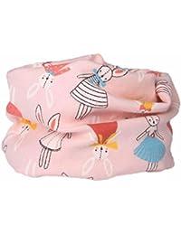 Tongshi Invierno Otoño Niños niñas bebé Conjunto algodón Cuello invierno Bufandas (D) (K)