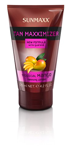 Sunmaxx Tan Maxximizer Tropical Mango Tanning Lotion 125 ml Solariumkosmetik