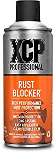 XCP Rust Blocker - High Performance Rust Protection Spray 400ml Aerosol Can + FLEXIBLE EXTENSION LANCE
