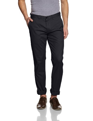 Ben Sherman Mg10647 - Pantalon - Chino - Homme Bleu (navy)
