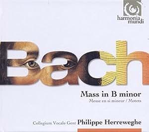 Bach : Messe en Si Mineur / Motets (Coffret 3 CD)