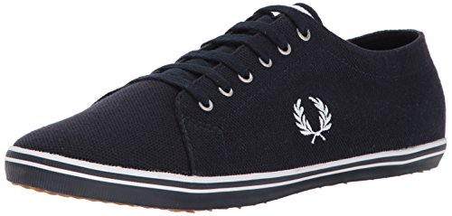 Fred Perry Kingston Pique Navy Blue