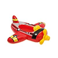 Intex Childrens Inflatable Ride On Pool Cruiser Beach Float Toy