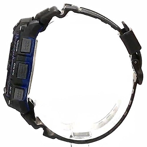 Casio Collection – Men's Digital Watch with Resin Strap – SGW-1000-1AER