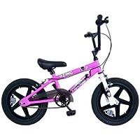 Zinc 40,6cm Vélo BMX–Fille.