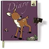 Nici 30891 - Tagebuch Fawn Sleepy DIN A5