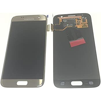 samsung genuine galaxy s7 g930f lcd touch screen amazon. Black Bedroom Furniture Sets. Home Design Ideas