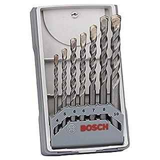 Bosch Professional 2607017082 2 607 017 082 Betonbohrer, 7tlg. Set (4-10 mm)