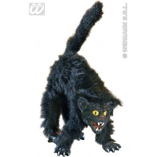 Generique - Halloween Katze in Schwarz