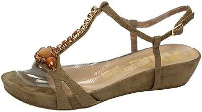 Sandalias moda xti XTI SANDALIAS talla 40 TAUPE ANTE