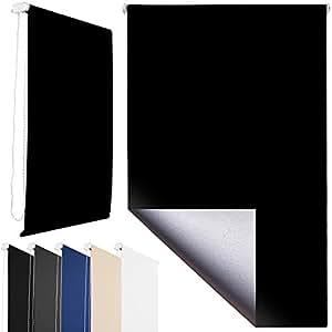store enrouleur occultant avec un cot isolant thermique klemmfix sans percage ni vis. Black Bedroom Furniture Sets. Home Design Ideas