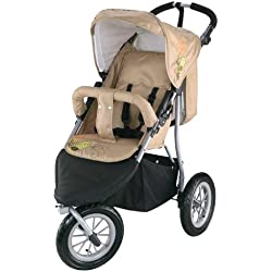 knorr-baby - (cubierta desmontable, cesta), color beige