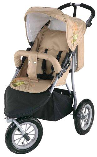 knorr-baby 883940 - Sportwagen Joggy S, camel-fluery
