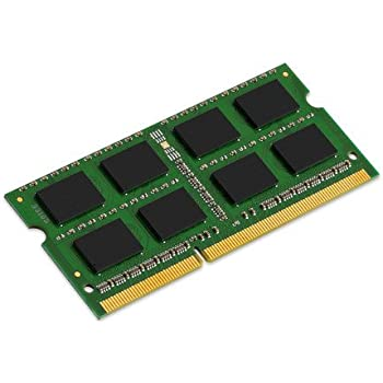 Kingston Technology System Specific Memory 4GB, DDR3, 1066 MHz, SODIMM módulo de - Memoria (DDR3, 1066 MHz, SODIMM, 4 GB, 1 x 4 GB, DDR3, 1066 MHz)