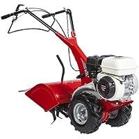 Eurosystems RTT2 Motorhacke mit Hondamotor, Vertikutierer, Benzin, Gartenfräse, hergestellt in Italien