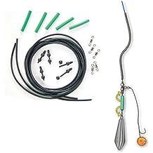 "5x original /""STONFO 156/"" Karpfenmontage Lead Clip Safety Bolt Rig Karpfen System"