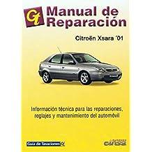 Manual De Reparación Citroën Xsara 1 De Febrero ...