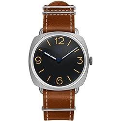 Wartime Gamma Marine Real Italian Watch (Replica Historical Watch of Italian Spies Scuba Diving II World War)