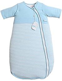 LETTAS Sacos de Dormir Infatiles Bebé Niños Invierno Sin de Dormir Suenos para Recién Nacido Pijama 2.5 TOG