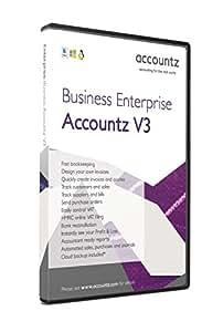 Business Accountz Enterprise V3 (PC/Mac/Linux)