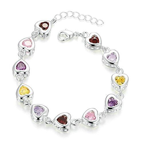 knsam-bracelet-plaque-argent-femme-ful-cristal-link-coeur-shape-bracelet-for-women-adjustable-length