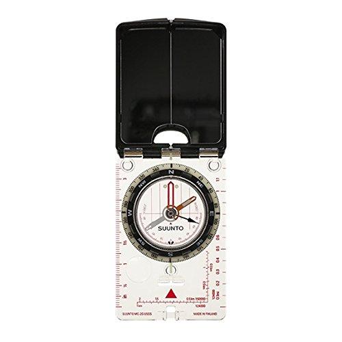Suunto Kompass MC-2 G USGS MIRROR COMPASS weiß, One size