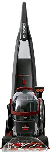BISSELL ProHeat 2X LiftOff Limpiadora de alfombras 2 en 1 / Limpiador de agua y sistema quitamanchas con agua caliente / 800 W