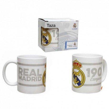 Taza 300ml de cerámica en caja de Real Madrid (2/36)