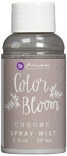 Unbekannt Prima Marketing Liquid Color Bloom Spray 2Unze Bottle-Chrome - Bloom Liquid