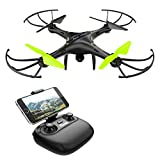NEW Feature - Hover Drone, Potensic® U42W Updated WiFi FPV 2.4Ghz Hover Quadcopter