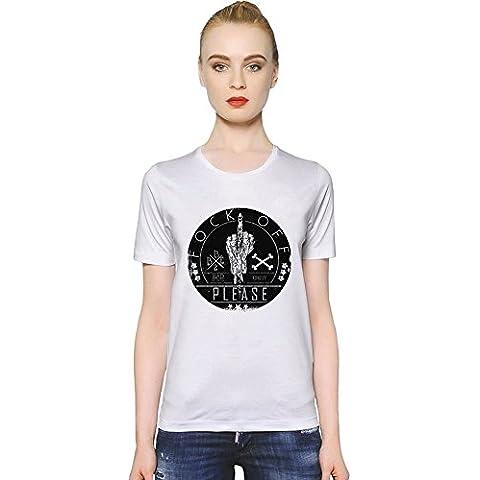 Fuck Off Womens T-shirt