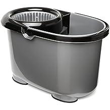 TATAY Twister- Cubo de Fregar con Sistema de Escurrido 360º, Capacidad para 12 Litros