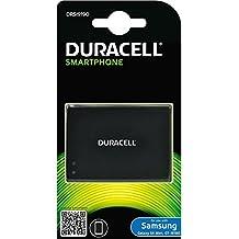 Duracell DRSI9190 - Batería para Samsung Galaxy S4 Mini (1900 mAh, 3.8V, Li-Ion), color negro