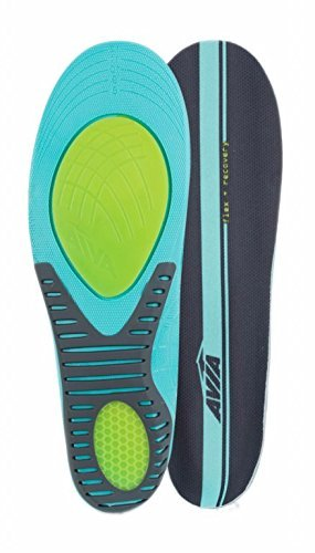 avia-flex-recovery-anti-fatigue-all-day-comfort-mens-insole-size-8-12-ergonomic-memory-foam-countour