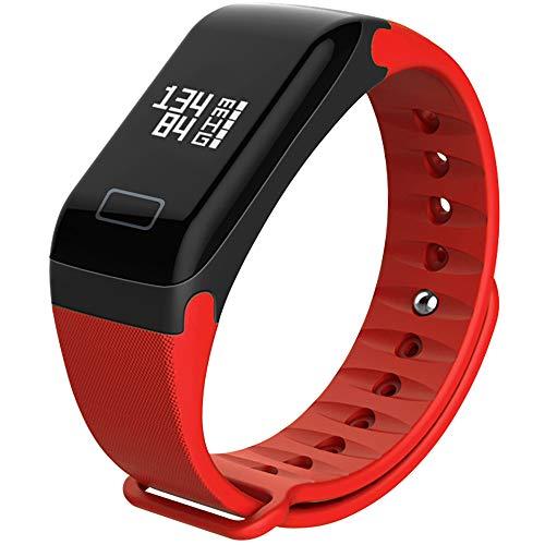 R3 Multifunktions-Fitness-Herzfrequenz-Tracker Anruf Schlafüberwachung Touchscreen Bluetooth Smart Bracelet/Für Android iOS-Geräte und Software