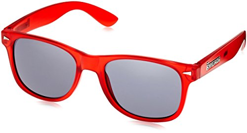 BRIGADA Sonnenbrille Glasses Lawless, Red Frost, One size, BRGGLALAWLES