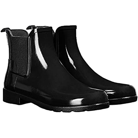Hunter Original Refined Gloss Chelsea Ladies Boot