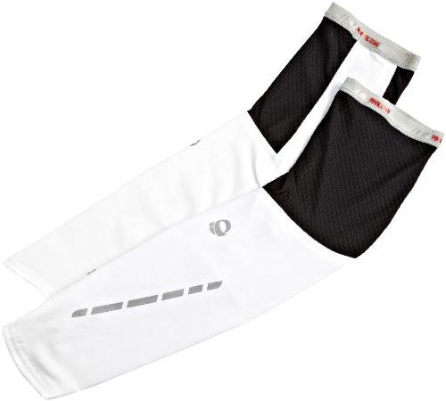 Pearl Izumi Radfahren Gear (Pearl Izumi Pro Leader Arm Warmer, Herren, weiß, xs)