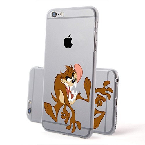 Custodia rigida looney tunes taz serie 2 iPhone - TAZ Aggressivo, Iphone 5/5S TAZ SALTI