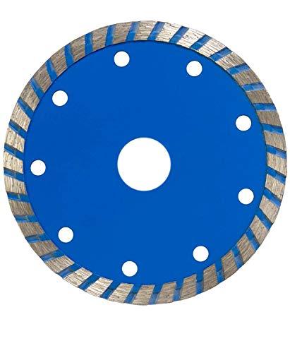 Corintian Disco da taglio diamantato 180 mm - per il taglio di materiali extra duri come ceramica, piastrelle, piastrelle, marmo,...
