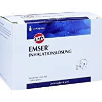 Preisvergleich für Emser Inhalationslösung Ampullen, 20 St.