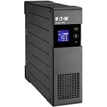 Eaton ELP850FR Onduleur pour PC Noir