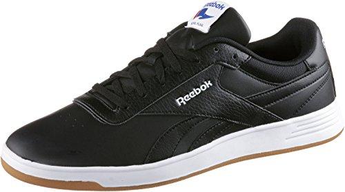 Reebok Royal Slam, Chaussures de Sport Homme Noir - Negro (Black / White / Gum)