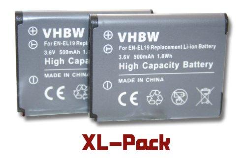 2-batterie-per-fotocamera-nikon-coolpix-s100-s2500-s2550-s2600-s2700-s3100-s3200-s3300-s3500-s4100-s